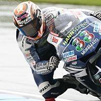 Moto GP: San Marin D.1: La pluie s'invite