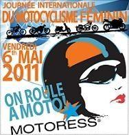 Actualité: Le 6 mai sera la journée internationale du motocyclisme féminin