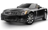 Cadillac XLR: 1ère photo du modèle 2009