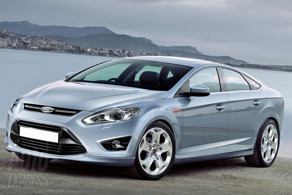 Future Ford Mondeo : comme ça ?
