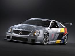 Cadillac CTS-V Racecar: les 1ères images
