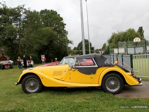 Photos du jour : Morgan 4/4 (Le Mans Classic)