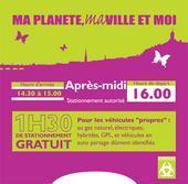 A Bordeaux, un disque vert pour les véhicules moins polluants