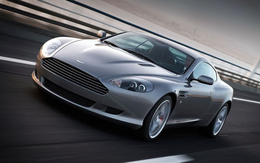 Guide des stands : Aston Martin - Hall 1