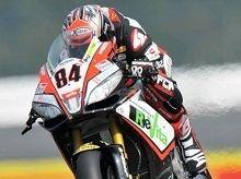 Superbike: Michel Fabrizio retrouve une Honda