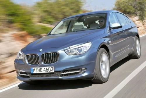 Pas de version M pour la BMW Serie 5 GT