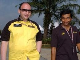 HRT avec Karthikeyan, sans Senna