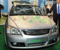 L'Indica électrique lancée en 2009 en Europe !