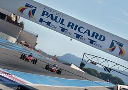 À vos agendas : GP Historique de Provence sur le Paul Ricard le 1er novembre (show F1 inside !)