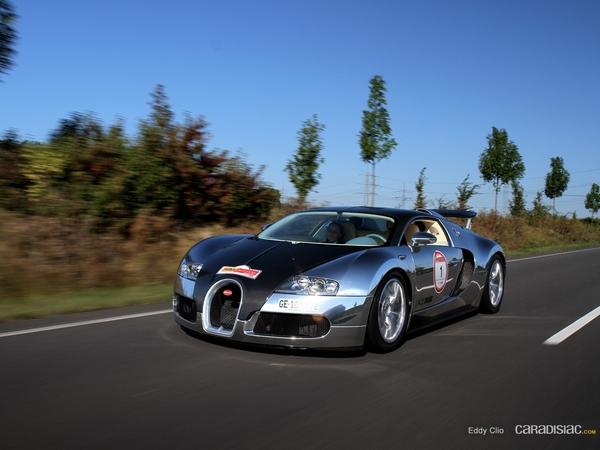 Photos du jour : Bugatti Veyron Pur Sang (Rallye Germania)
