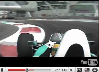 [vidéo] découvrez le circuit Yas Marina en caméra embarquée