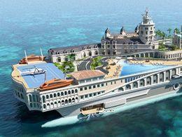 Un yacht vraiment extraordinaire