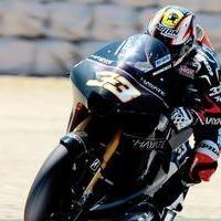 Moto GP - Test Catalogne: Moto détruite et main endommagée pour Melandri