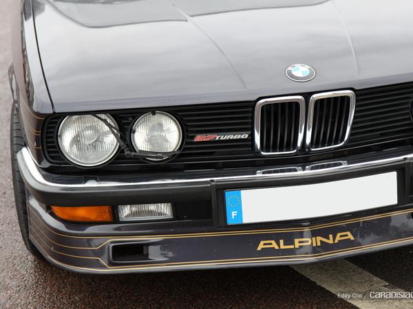 Photos du jour : Alpina B7 Turbo (Vincennes en Anciennes)