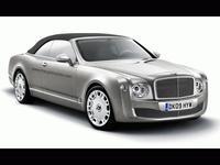 Bentley Mulsanne Cabriolet : comme ça ?