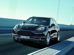 La production de Porsche Cayenne vient de dépasser 100000 exemplaires