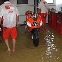 Moto GP: San Marin: Que d'eau, que d'eau !
