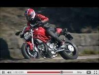 Ducati Monster 1100 EVO : La vidéo officielle