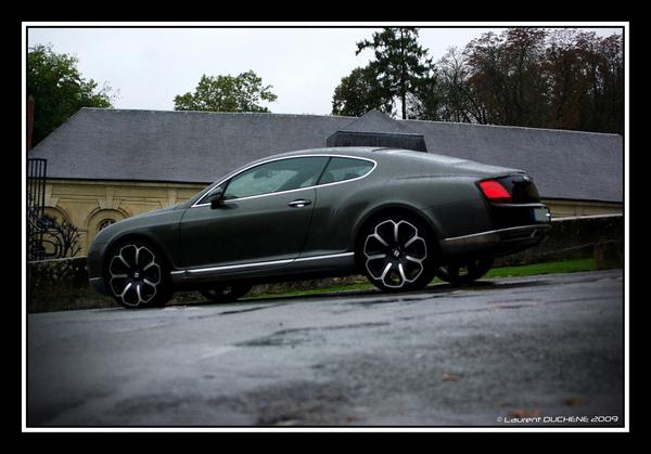 Carface Bentley Héritage: Les 1ères photos officielles!