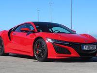 Essai vidéo - Honda NSX : l'héritière