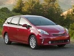 Autant de Toyota Prius V vendues en 10 semaines que de Chevrolet Volt et de Nissan Leaf en 1 an
