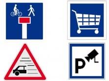 De nouveaux panneaux de signalisation routière pour 2012