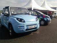 Salon RECO: quand les véhicules verts font salon (vidéo)