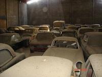 Et voilà un vieux garage... de rêve lui aussi !