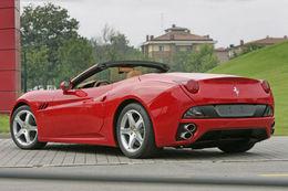 Guide des stands : Ferrari - Hall 1