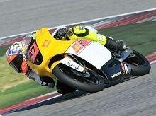 Moto 3 - San Marin: Luca Marini a un démi-frère célèbre