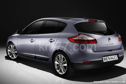 Renault Mégane 3: quasi officielle!