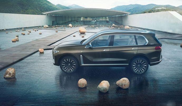 BMW : et maintenant, le X8 ?