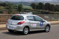 Une Peugeot 308 HDi effectue 1689,7 km avec un plein