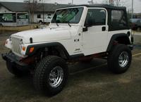 Jeep Wrangler SRT10: si, c'est possible !
