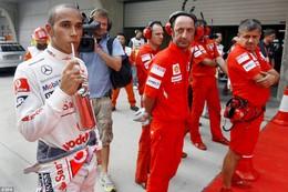 """F1 : Hamilton """"je ne rêve pas de Ferrari"""""""