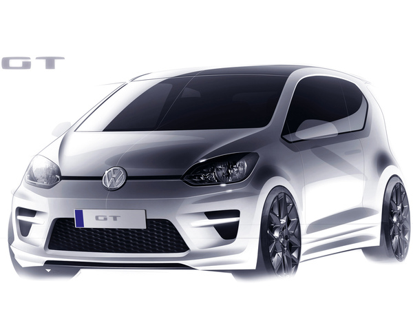 VW va produire la Up! GT