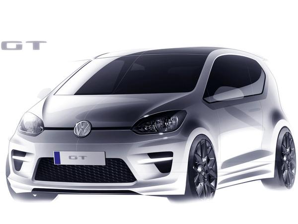 VW va produire la Up! GT