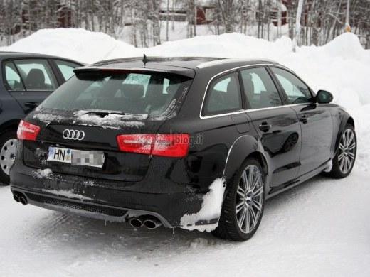 Surprise : l'Audi RS6 se montre sans fard