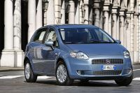 La Fiat Grande Punto se met au gaz naturel