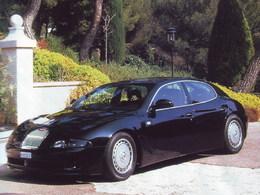Réponse du quizz du 31/12: C'était la Bugatti EB112.