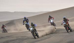 Dakar 2019 - étape 9 : statu quo en tête, casse moteur pour Adrien Van Beveren