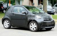 Future Toyota IQ : premières prises