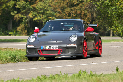Ring Folies : la Porsche 911 GT3 RS en 7'33''