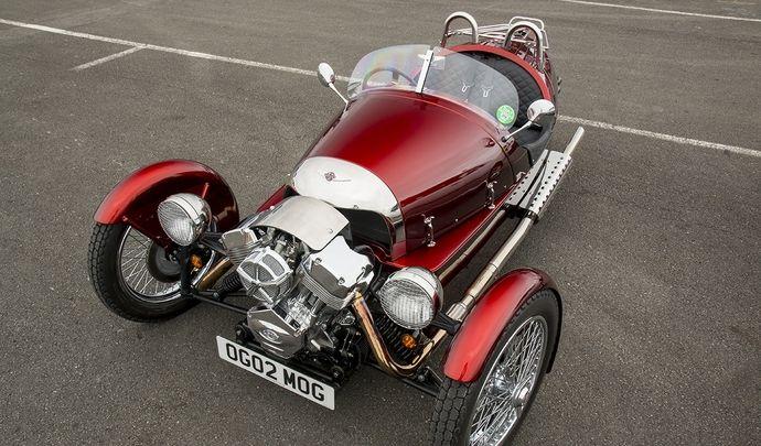 Photos du jour : Morgan 3 wheeler (Sport & Collection)