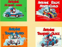 (J'aime de nuit) Antoine aux 24 Heures du Mans