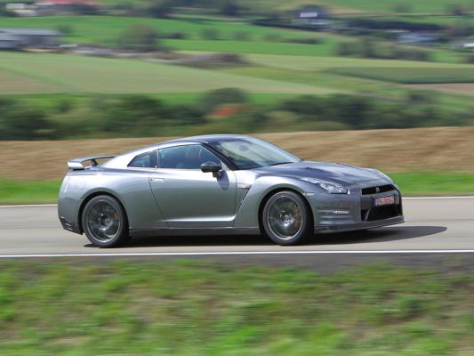 """91.400€ pour la Nissan GT-R 2012 """"de base"""""""