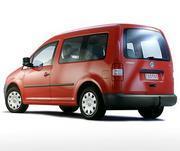 Volkswagen Caddy version XXL pour bientôt