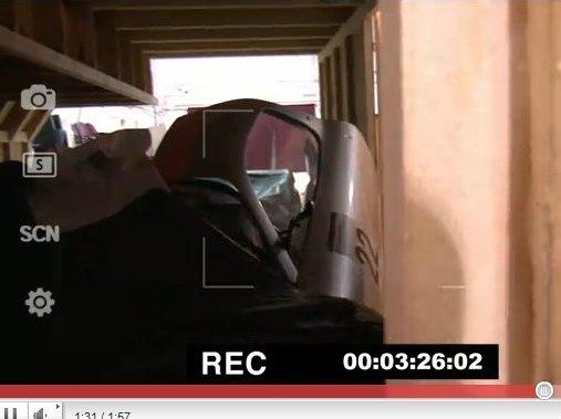 Détroit 2011 : la Porsche 918 s'annonce en vidéo