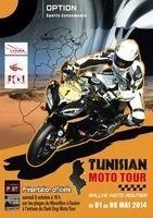 1er Tunisian Moto Tour en mai 2014