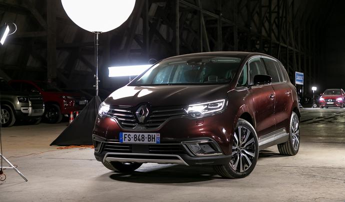 Renault Espace restylé : dernier baroud - Salon de l'auto Caradisiac 2020